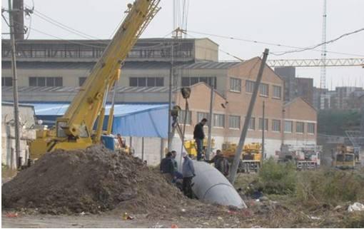 南京溧水HDPE排水管施工案例
