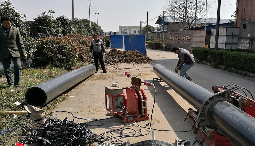 2017年常州市经开区横林镇雨污水改造工程